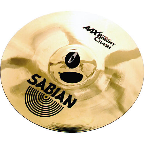 Sabian AAX Bright Crash Cymbal  16 in.