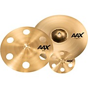 Sabian AAX Crash Cymbal Pack