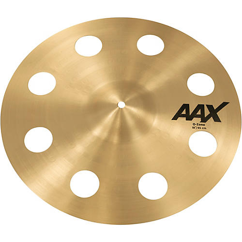 Sabian AAX O-Zone Crash Cymbal-thumbnail
