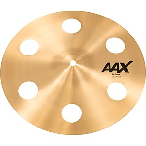 Sabian AAX O-Zone Splash Cymbal by Sabian