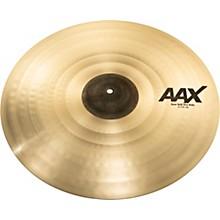 Sabian AAX Raw Bell Dry Ride Cymbal