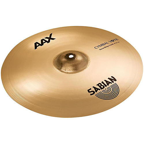 Sabian AAX Recording Crash Cymbal-thumbnail