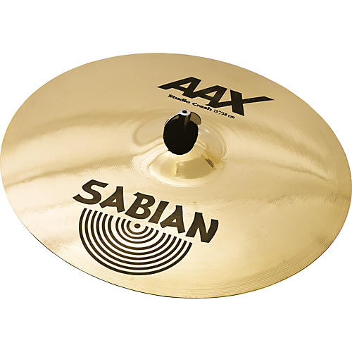 Sabian AAX Series Studio Crash Cymbal-thumbnail