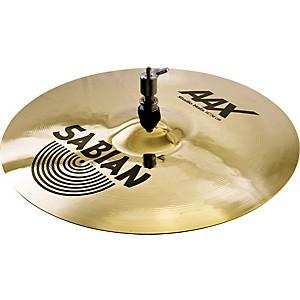 Sabian AAX Stage Hi-Hat Cymbal Top Brilliant