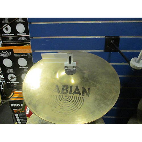 Sabian AAX Stage Hi Hat Pair Cymbal-thumbnail