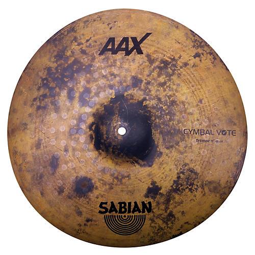 Sabian AAX Tremor Crash