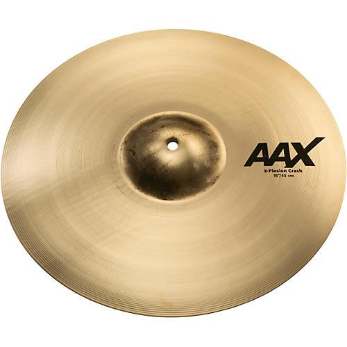 Sabian AAX X-plosion Crash Cymbal-thumbnail