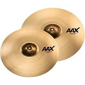 Sabian AAX X-plosion Crash Cymbal Pack