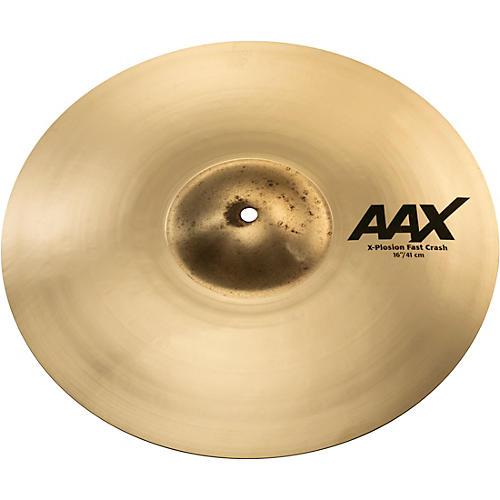 Sabian AAX X-plosion Fast Crash Cymbal-thumbnail