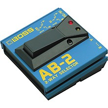 Boss AB-2 2-Way Selector Pedal Level 1
