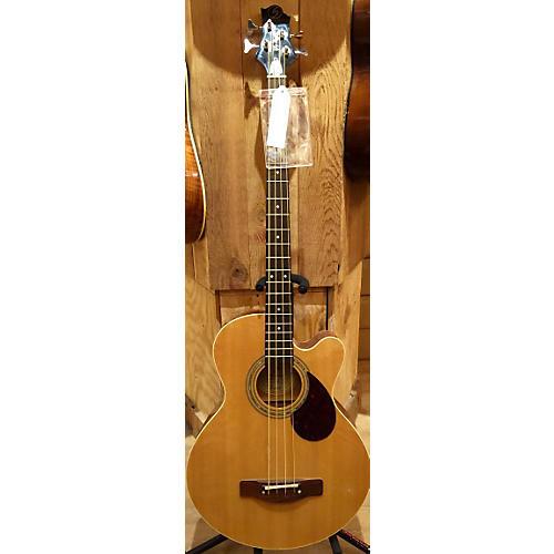 used greg bennett design by samick ab 2 acoustic bass guitar guitar center. Black Bedroom Furniture Sets. Home Design Ideas