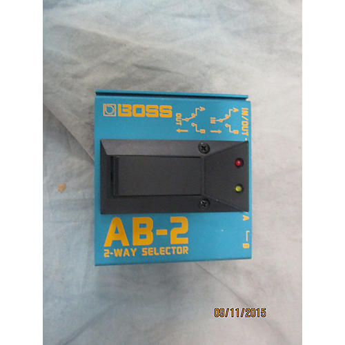 Boss AB2 2 Way Selector Pedal