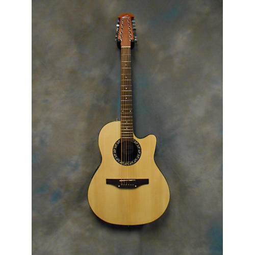 Applause AB2412412 12 String Acoustic Electric Guitar-thumbnail