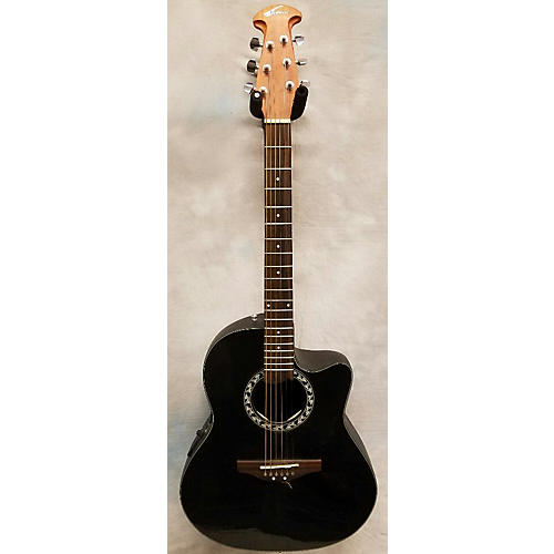 Ovation AB245 Acoustic Electric Guitar