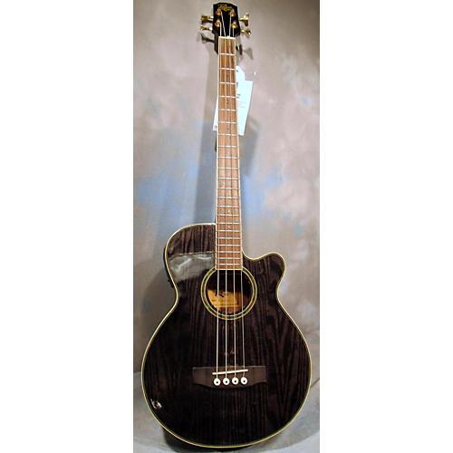 Rogue AB304TBK Acoustic Bass Guitar-thumbnail