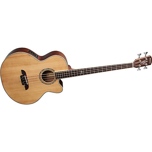 Alvarez AB4102C Artist Cutaway Acoustic-Electric Bass with Fishman Aero+-thumbnail