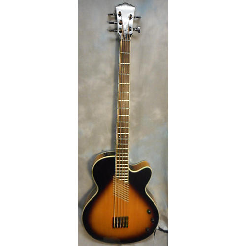 Washburn AB45VSK Acoustic Bass Guitar-thumbnail