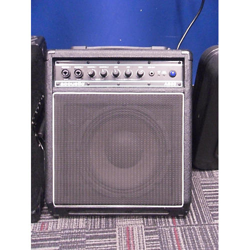 Acoustic AB50 50W 1x10 Bass Combo Amp