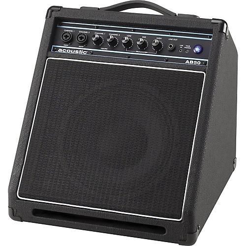 Acoustic AB50 Acoustic Bass Combo Amplifier