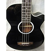 Washburn AB5BK Acoustic Bass Guitar
