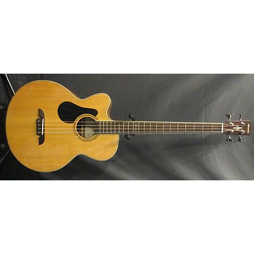 Alvarez AB60LCE Left-Handed Acoustic Bass Guitar