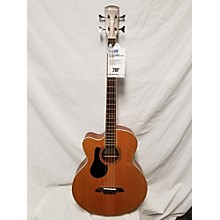 Alvarez AB60LCE Left-Handed Acoustic Bass Guitar