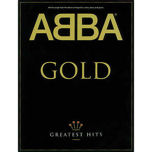 Alfred ABBA Gold Greatest Hits-thumbnail