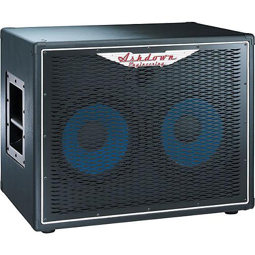Ashdown ABM 210H Compact 400W 2x10 Bass Speaker Cabinet with Horn-thumbnail