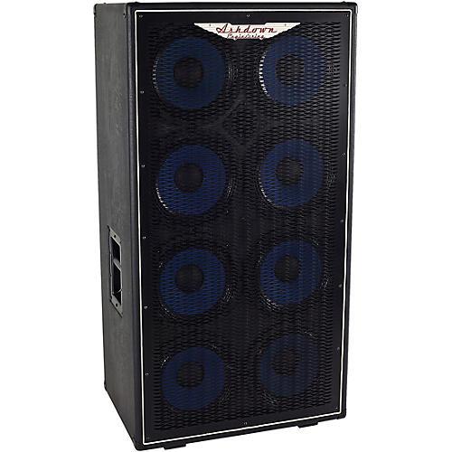 Ashdown ABM-810H 1,200W 8x10 Bass Speaker Cabinet