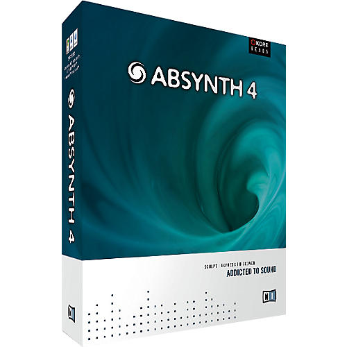 Native Instruments ABSYNTH 4 Virtual Synthesizer Update