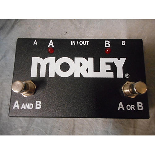 Morley ABY Pedal