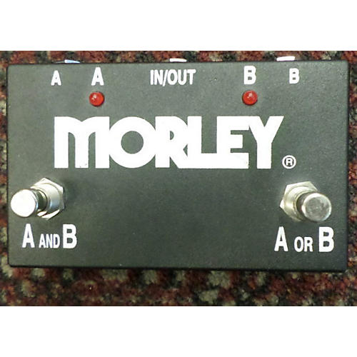 Morley ABY Pedal-thumbnail