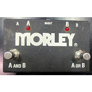 Pre-owned Morley ABY Pedal by Morley