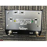 Fulltone ABYHT True Path Hard Touch ABY Switching Box Pedal