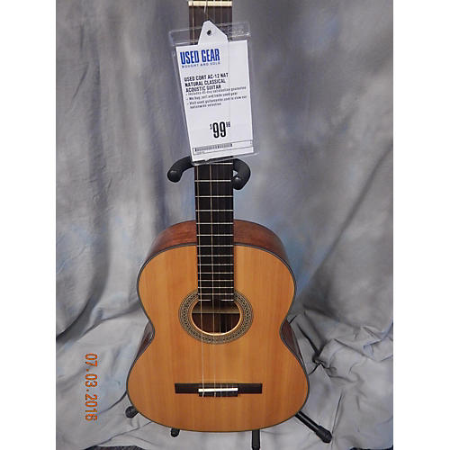Cort AC-12 NAT Classical Acoustic Guitar