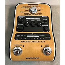 Zoom AC-2 Effect Processor