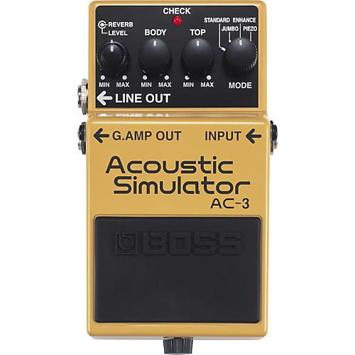 Boss AC-3 Acoustic Simulator-thumbnail