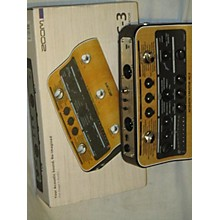 Zoom AC-3 Effect Pedal