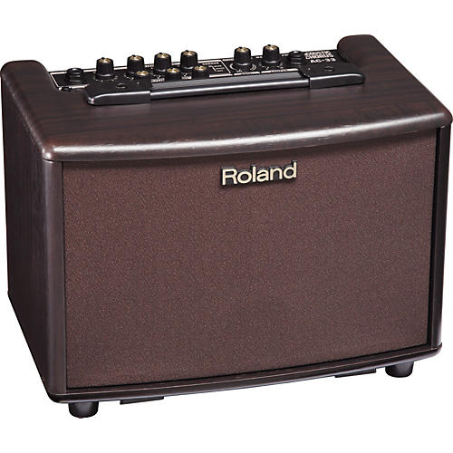 Roland AC-33RW 30W 2x5 Acoustic Combo Amp Rosewood-thumbnail