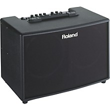 Roland AC-90 90W 2x8 Stereo Acoustic Chorus Guitar Combo Amp Level 1 Black