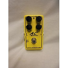 Xotic AC Booster Overdrive Effect Pedal