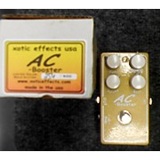 Xotic AC Booster Overdrive LTD Effect Pedal