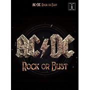 Music Sales AC/DC - Rock or Bust Guitar Tab Songbook