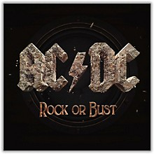 AC/DC - Rock or Bust Vinyl LP