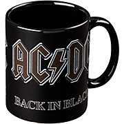 ROCK OFF AC/DC Back In Black Mug