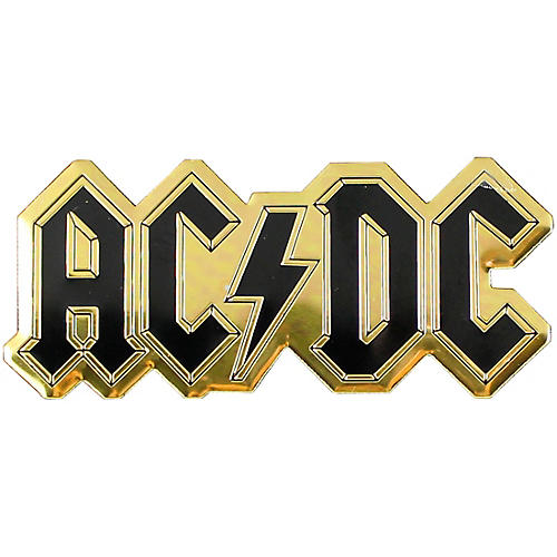 C&D Visionary AC/DC Heavy Metal Stickers-thumbnail