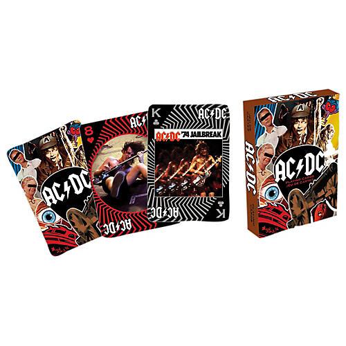 Hal Leonard AC/DC Playing Cards-thumbnail