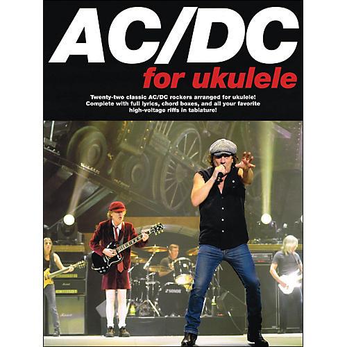 Music Sales AC/DC for Ukulele-thumbnail