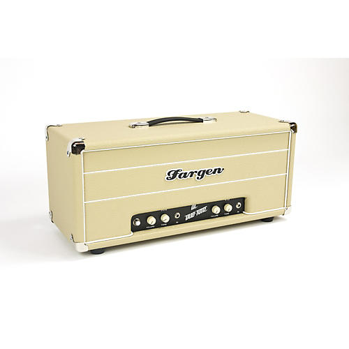 Fargen Amps AC Duo-Tone Tube Guitar Amplifier Head White