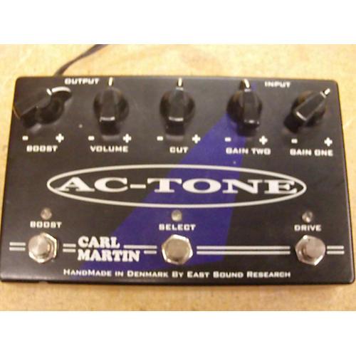 Carl Martin AC-Tone Dual Overdrive Effect Pedal-thumbnail